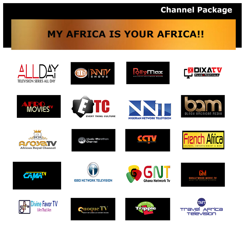 ANTV Channel Package
